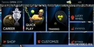 Pro Tennis 2019