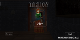 Maidy:Escape Horror Game