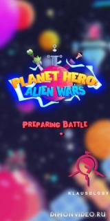 Planet Hero: Alien Wars