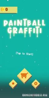 Paintball Graffiti
