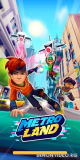 MetroLand - Endless Arcade Runner