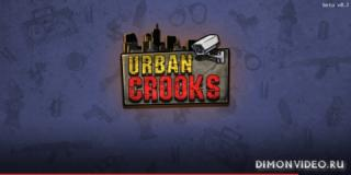Urban Crooks - Top-Down Shooter Multiplayer Game