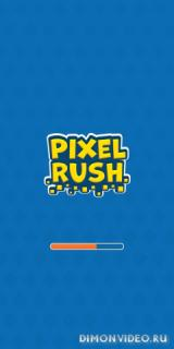 Pixel Rush - Obstacle Course