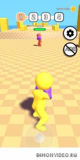 Curvy Punch 3D