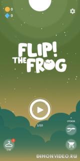 Flip! the Frog - Новая игра про милого лягушонка!