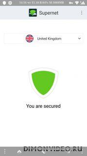 Supernet: VPN Free Fast, Proxy