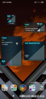 Сетевой сигнал информации Профессионал