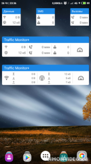 Traffic Monitor & 3G/4G/5G Speed