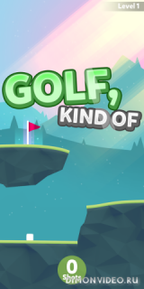Golf, kind of