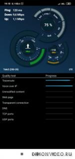 PTP-NetTest - 3G/4G/5G IPV4 & IPV6