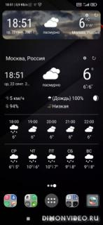 Weather App Pro