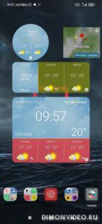 Погода & Радар