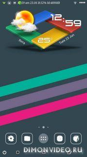 M Launcher -Android M Launcher Prime