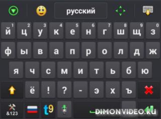 GO Keyboard mod panatta