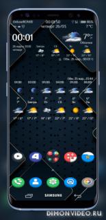 Погода M8 mod icon noADS