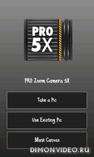 PRO Zoom Camera 5X