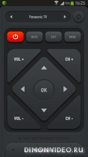 Smart Remote for Samsung Galaxy S4