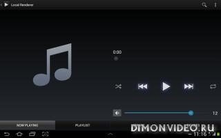 BubbleUPnP for DLNA/Chromecast/Smart TV