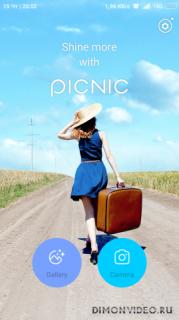 ПИКНИК- Погодная камера-джинн и фото-фильтр