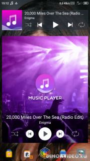 Music player - pro version 3.11