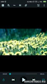 Видео плеер с нормализацией звука 1.2.0