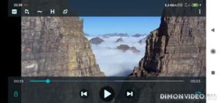 Видео плеер с нормализацией звука