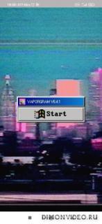 Vaporgram Pro 🌴: Vaporwave & Glitch Photo Editor