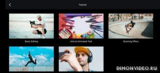 Film Maker Pro - Видеоредактор, фото и Эффекты