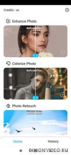 EnhanceFox - Улучшение фото& Исправить фотографии