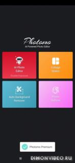 Al Photo Editor, Bg Remover with Filters & Effects