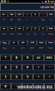 TechCalc+ Научный Калькулятор (плюс)