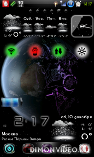 Скины для Beautiful Widgets