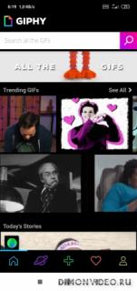 GIPHY Animated GIFS Search Engine 3.8.1