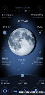 Deluxe Moon - Лунный календарь