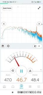 децибел X - шум под контролем