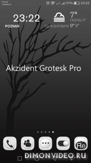Akzident Grotesk Pro