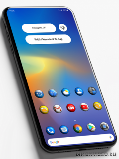 Pixel 3D - Icon Pack