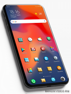 Miui 3D - Icon Pack
