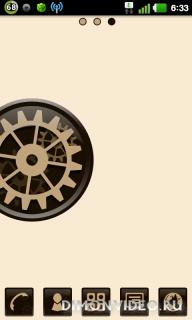 Clockwork Theme Go Launcher EX
