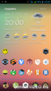Hexacon Icon Pack Apex,Nova,ADW,Holo,Action