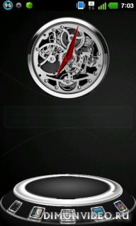 Chrome 3D Premium Next Theme