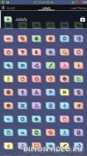 Jollafy - HD Icon Pack
