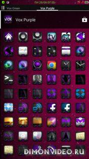 Vox Purple Theme (Apex Nova)