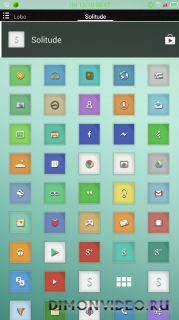 Solitude Premium HD Icons