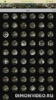 JungleCamo Icon Pack