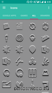 Tow - icon pack
