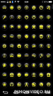 SC 186 Yellow Glare