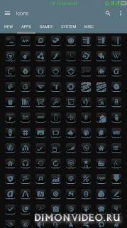VRS BGrey Icon Pack