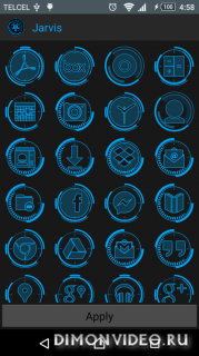 JARVIS - icon pack