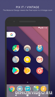 PIX IT VINTAGE - Icon Pack